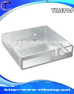 Custom CNC Drawing Metal Enclosures for Electronics pictures & photos
