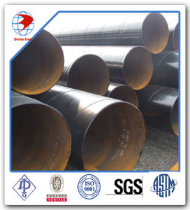 API 5L Psl1 SSAW Steel Pipe pictures & photos