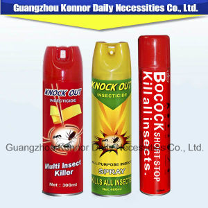400ml Knock out Dubai Market Mosquito Insecticide Spray pictures & photos