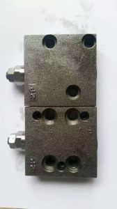 Hitachi Hydraulic Pressure Reducing Valve Block for Excavator pictures & photos