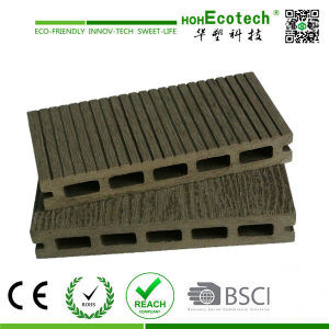 Wood Touch, Natural Feel, Plastic Wood WPC Decking (145H22) pictures & photos