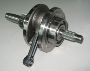 Motorcycle Parts Motorcycle Crankshaft Complete for Honda Cg150 pictures & photos