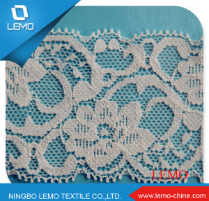 2015 New Design 100%Polyester French Lace Fabric for Pretty Dress pictures & photos