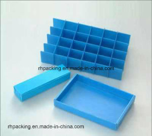 Correx Coroplast Corflute Sheet with 3mm 4mm 5mm/Polypropylene PP Plastic Tray pictures & photos