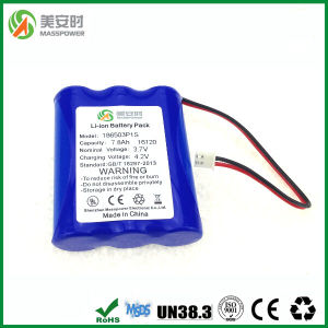 Green Energy Battery 3.7V 7000mAh pictures & photos