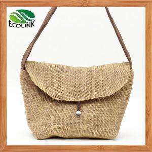 Linen Bag / Jute Messenger Bag pictures & photos