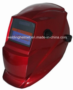 Shiny Red/Automatic Welding Helmet (F1190TE) pictures & photos