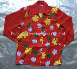 2015 Newest Fashion Casual Used Women, Man, Child Clothes for Summer (FCD-002) pictures & photos