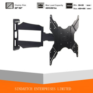 Cold Rolled Steel with Plastic Cover for Universal TV Wall Mount pictures & photos
