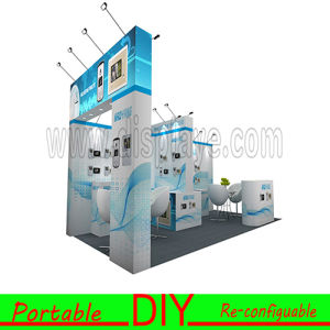 3X6 Standard Portable Modular Trade Show Exhibition Booth Custom, Can Option to 3X3m Booth pictures & photos