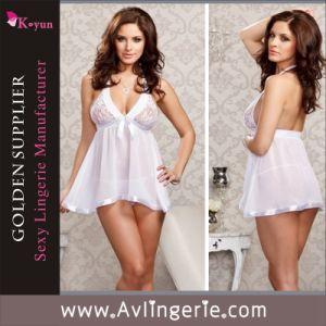 Women Ladies Sexy Lingerie Underwear Set (KLB1-099)