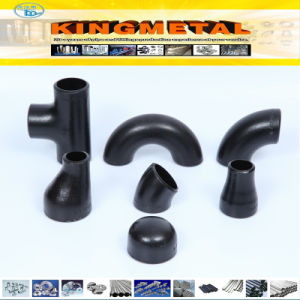 Asme B16.9 A234 Wpb Butt Weld Fittings Carbon Steel Tee pictures & photos