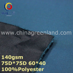 Factory Direct Polyester Pongee Twill Fabric for Outdoor Clothes (GLLML333) pictures & photos