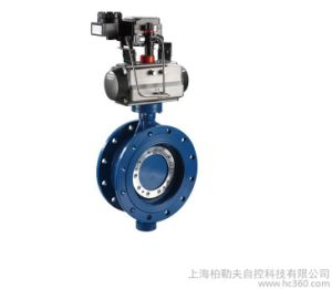 Sell Pneumatic Flange Butterfly Valve
