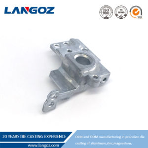 Zinc Aluminum Casting Companies Good Mould Design Low Defects for 3c Products