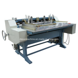 Automatic Cardboard Slitting Machine (YX-1350) pictures & photos