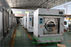 150kg Industrial Hospital Horizontal Washing Machine Prices pictures & photos