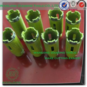 Impregnated Diamond Core Drill Bit-PDC Core Drill Bit for Stone/Marble/Granite/Sandstone Drilling pictures & photos