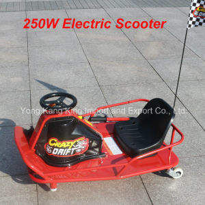 250W Singl Seat Electric Racing Go Cart pictures & photos