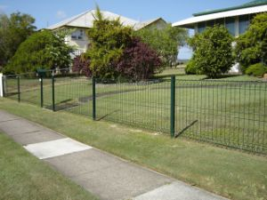 304 316L China Manufacturer Fence Garden Fence pictures & photos