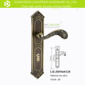 European Classical Zinc Alloy Mortise Handle Lock Lb-Z85060128 pictures & photos