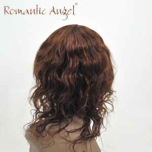 Machine Made Human Hair Wigs pictures & photos
