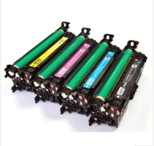 CE400A Compatible Color Toner Cartridge for HP507A From China Golden Supplier pictures & photos