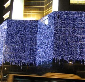 LED Waterfall Light for Building Holiday Decoration pictures & photos