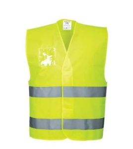 High Visibility Safety Vest Meet En (MSJ1017) pictures & photos
