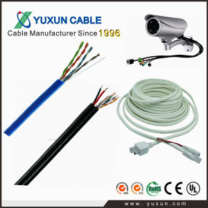 Indoor UTP Cat5e CAT6 Patch Cord Cable