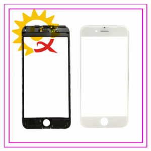 8g 8g Plus Outer Front Glass Touch Screen Pressed Frame for iPhone