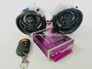 Motorcycle MP3 Audio Alarm System