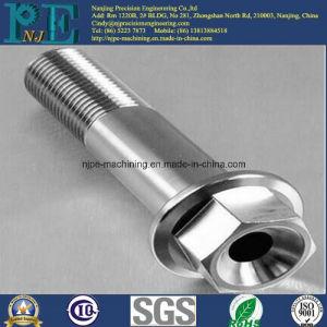 High Precision CNC Machining Threaded Bushing pictures & photos