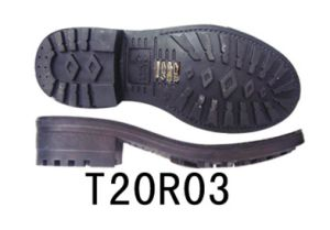 High Quality Womne′s Boots Shoe Sole Casual Outsole (T20R03) pictures & photos