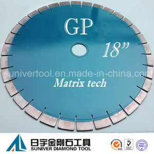 "Gp 18""*20mm Stone Tool Diamond Saw Blades for Granite pictures & photos"