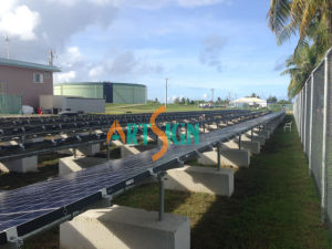 Ballasted Ground Mount Solar Racking pictures & photos