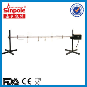 2016 Popular BBQ Motorized Rotisserie Kit with Ce/ETL Approved (SP-RK03) pictures & photos