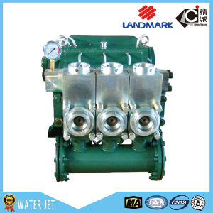 2015 Best Feedback Frequently Used 40000psi High Pressure Plunger Pump (FJ0021) pictures & photos