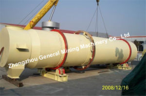 0.9-42tph Drying Equipment Rotary Kiln for Activated Carbon Price pictures & photos