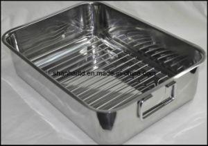 Stainless Steel Square Pan Bakeware pictures & photos