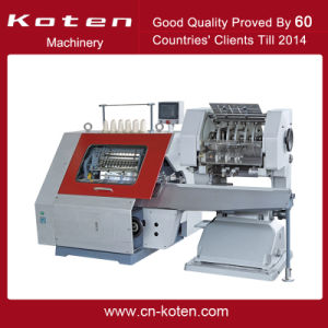 Automatic Thread Book Sewing Machine Model (ZSX-460) pictures & photos