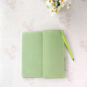 2016 Gravure Printing PU Leather Notebook for Office Supply pictures & photos