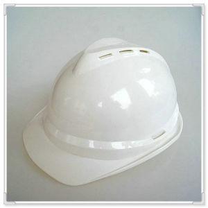 Industrial Safety Hard Hat V Tpye with ANSI/Ce/En Standard Safety Helmet with Rarchet Adjuster pictures & photos