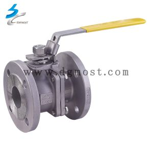 Stainless Steel Butterfly Ball Hydraulic Solenoid Control Valve pictures & photos