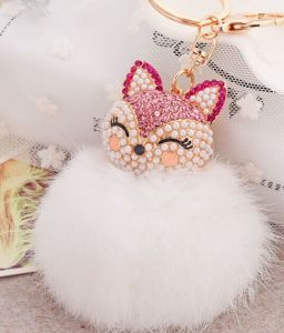 Rabbit Fur POM POM /Accessary Wholesale for Bag pictures & photos