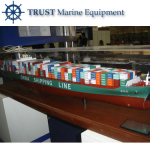 Business Gift Hot Sale 60cm Miniature Container Ship Model pictures & photos