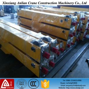 Low Headroom Suspension 5t Crane End Carriage for Overhead Crane pictures & photos