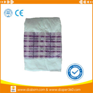 OEM High Qualitydisposable Adults Diaper for Old People From China Manufacturers pictures & photos