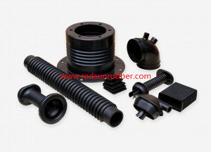 Accordion Rubber Bellows