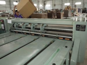 Corrugated Carton Box Rotary Indexer Slot Machines for Sale pictures & photos